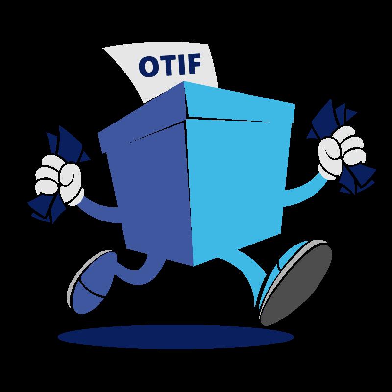 OTIF Box graphic